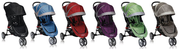 Baby Jogger City Mini Single Strollers