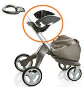 Stokke Xplory Car Seat Adaptor for Other Brands