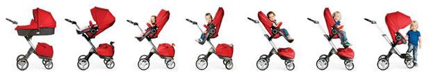 Stokke Xplory Modular Stroller