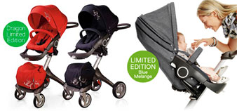 Stokke Xplory Limited Editions