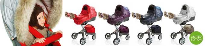 Stokke Xplory Stroller Winter Kit