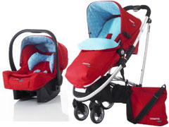 Unlike The Travel System A Combo Stroller Has Bassinet Or Additional Car Seat Adapter For It