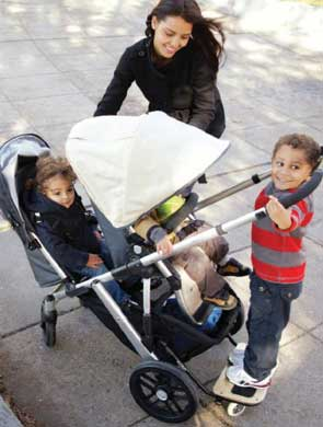 UPPAbaby Vista 2012 Stroller Review | Baby Chattel