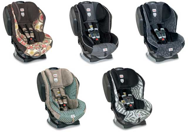 The Britax Advocate 70 G3 Convertible Car Seat