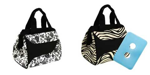 Downtown Insulated Designer Bag