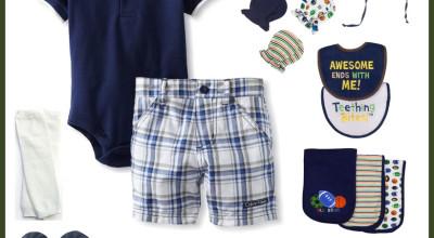 summer clothes baby boy