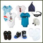 newborn summer baby boy clothes