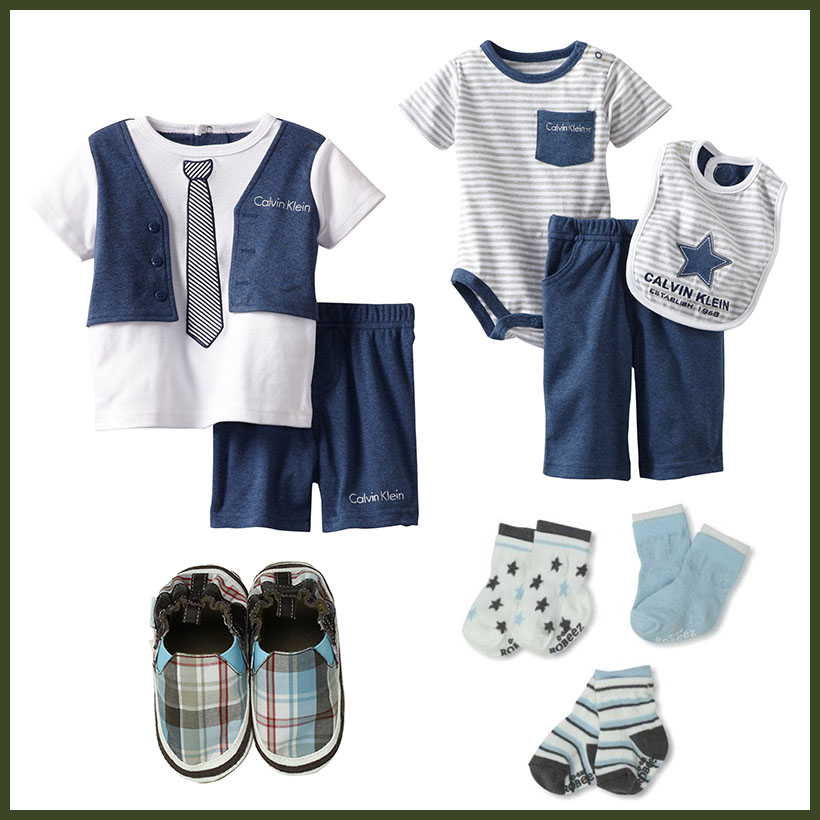 clothes for a summer baby
