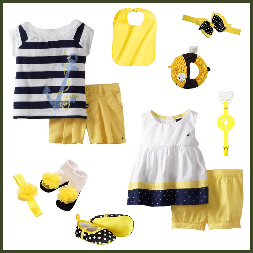 cute summer baby girl clothes