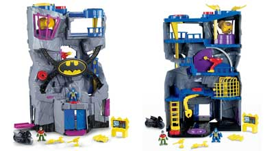Fisher-Price-Imaginext-DC-Super-Friends-Batcave