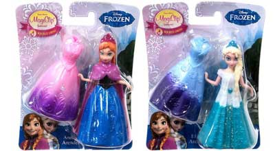 Disney-Frozen-Anna-and-Elsa-MagiClip-Dolls