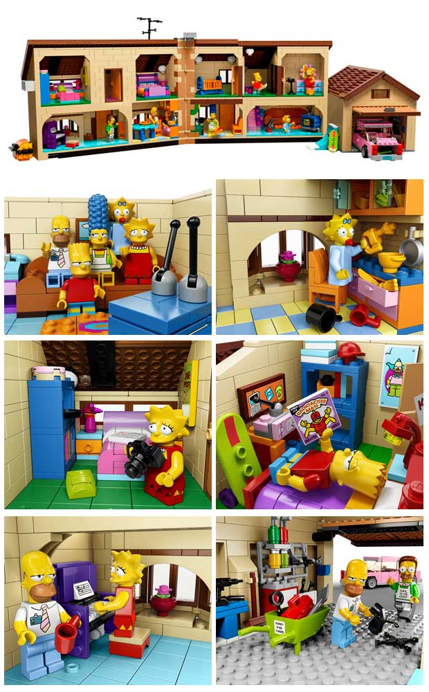 Lego-The-Simpsons-2014-Inside-House-Garage-Details