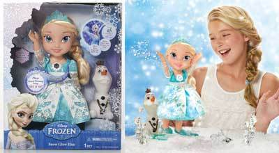 Disney-Frozen-Snow-Glow-Elsa-Doll