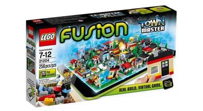 Lego-Fusion-Town-Master