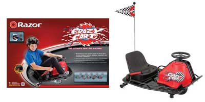 Razor-Crazy-Cart-Spinning-Go-Kart-black